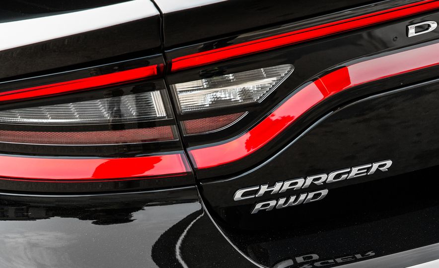 2018 Dodge Charger Pursuit Protection Package - Slide 19
