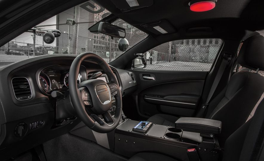 2018 Dodge Charger Pursuit Protection Package - Slide 20