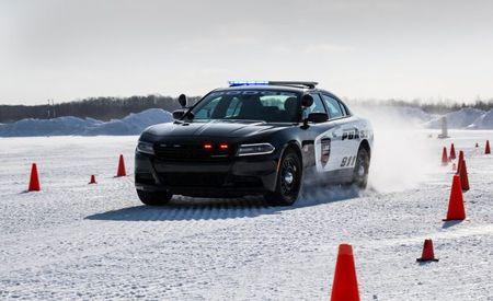 Dodge Charger Pursuit Has Cops' Backs