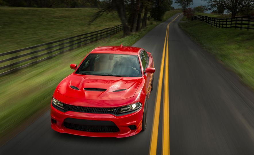 2017 Dodge Charger SRT Hellcat - Slide 1