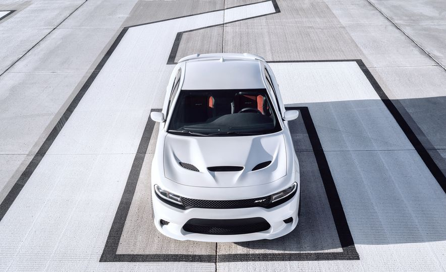 2017 Dodge Charger SRT Hellcat - Slide 15