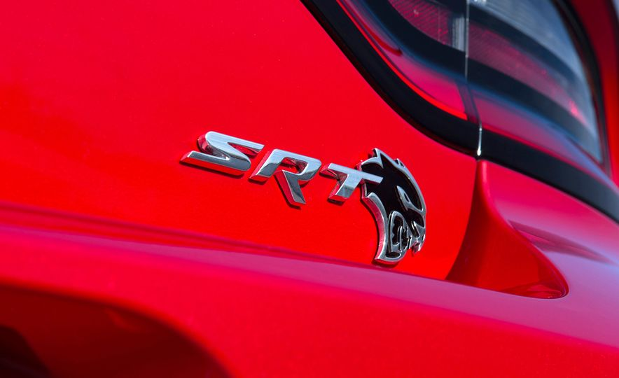2017 Dodge Charger SRT Hellcat - Slide 9