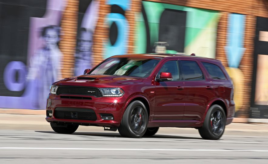 2018 Dodge Durango SRT - Slide 2