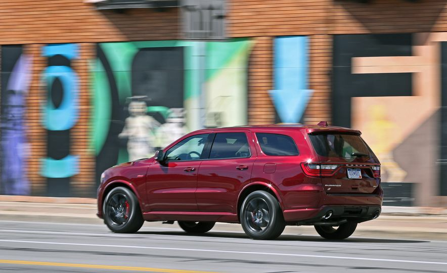 2018 Dodge Durango SRT - Slide 5
