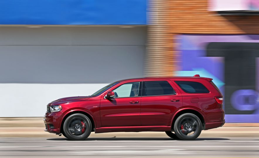2018 Dodge Durango SRT - Slide 6