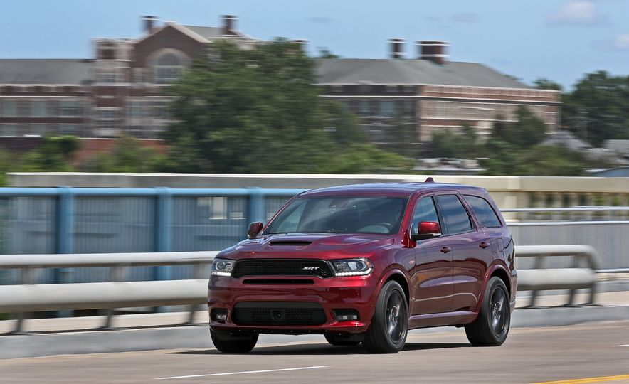 2018 Dodge Durango SRT - Slide 7