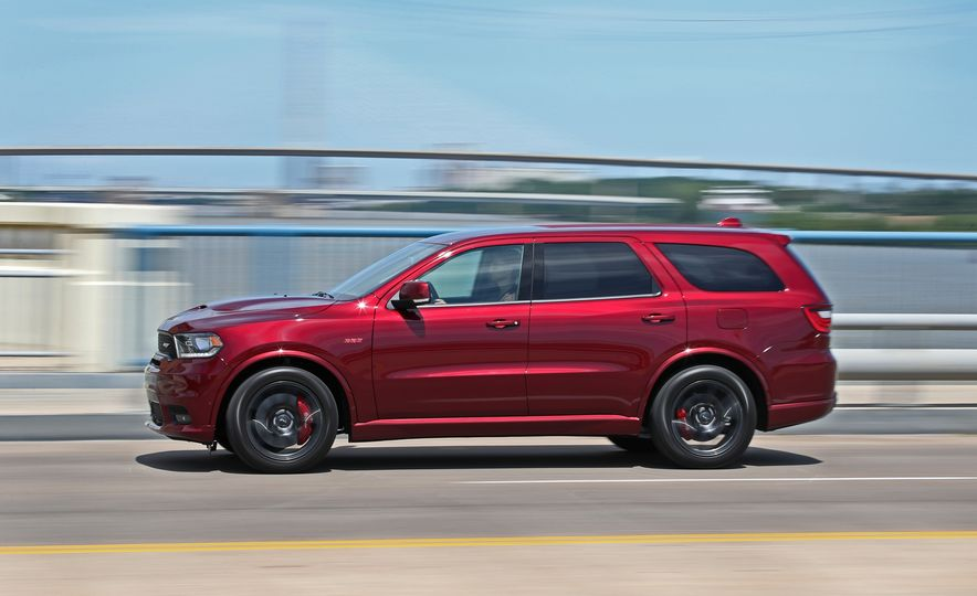 2018 Dodge Durango SRT - Slide 8