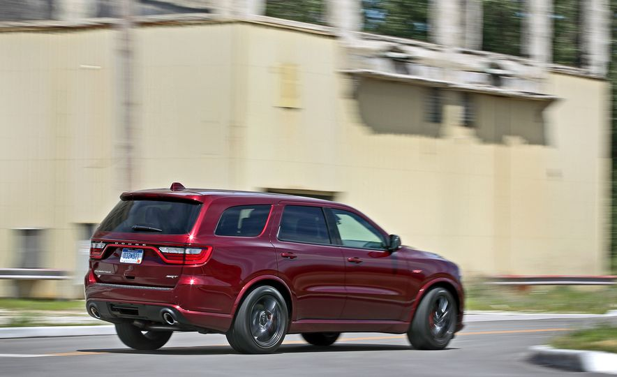 2018 Dodge Durango SRT - Slide 12