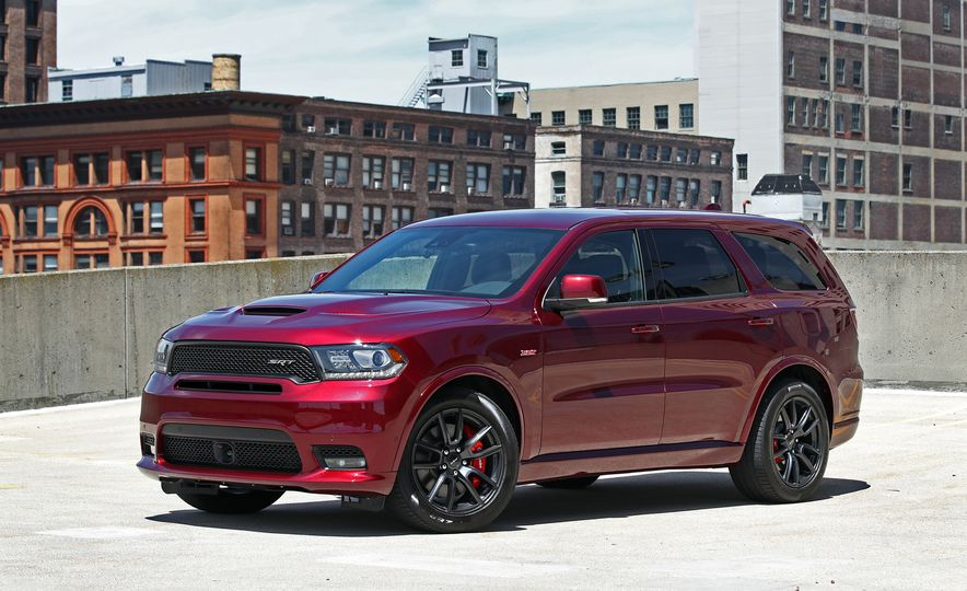 2018 Dodge Durango SRT - Slide 14