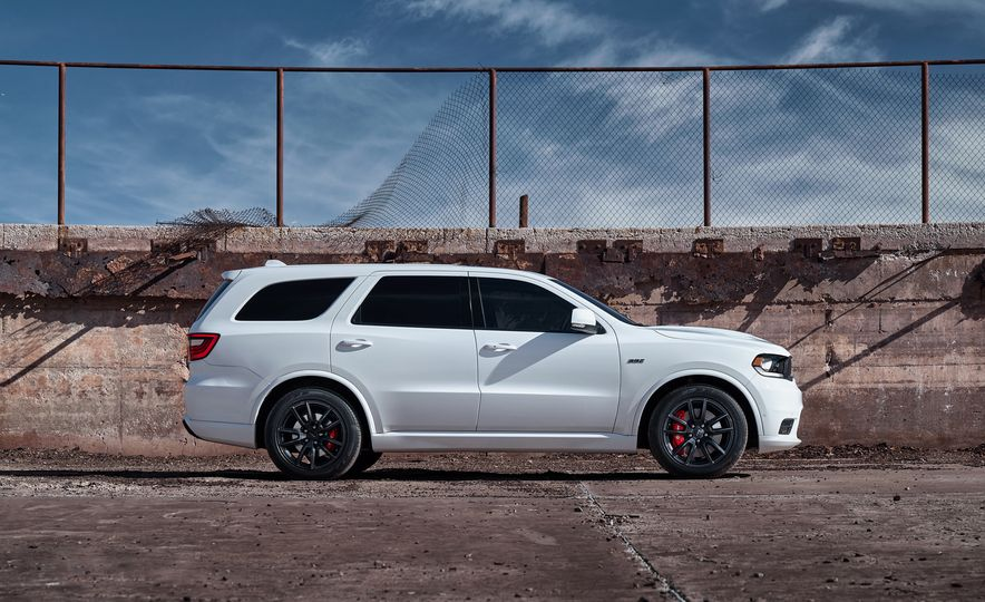 2018 Dodge Durango SRT - Slide 9