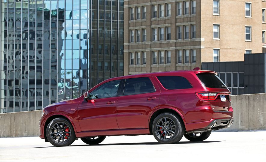 2018 Dodge Durango SRT - Slide 16