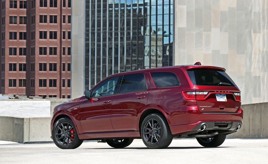 2018 Dodge Durango SRT - Slide 17