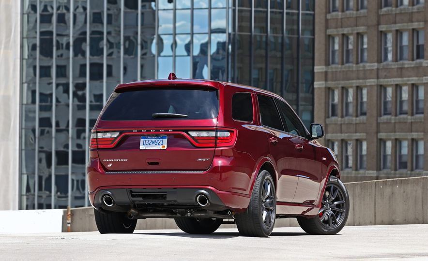 2018 Dodge Durango SRT - Slide 18