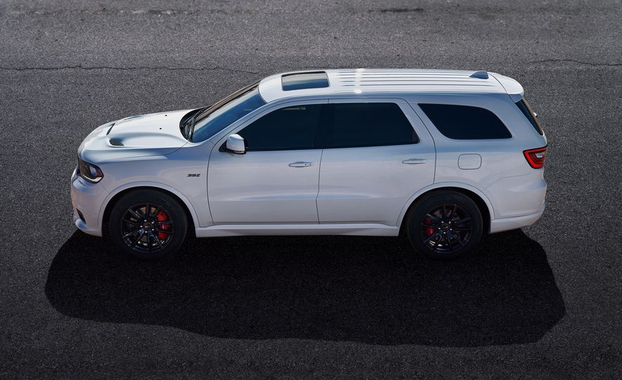 2018 Dodge Durango SRT - Slide 10