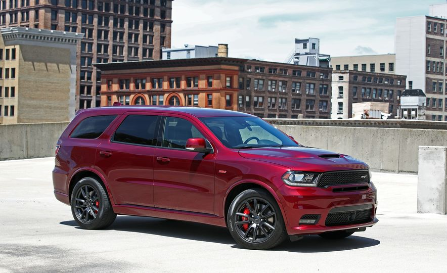 2018 Dodge Durango SRT - Slide 19