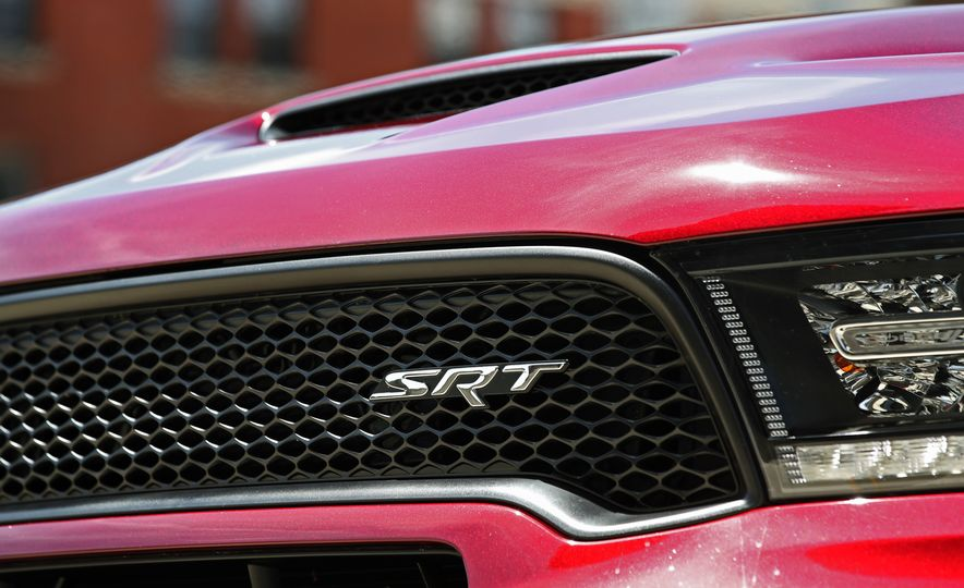 2018 Dodge Durango SRT - Slide 23