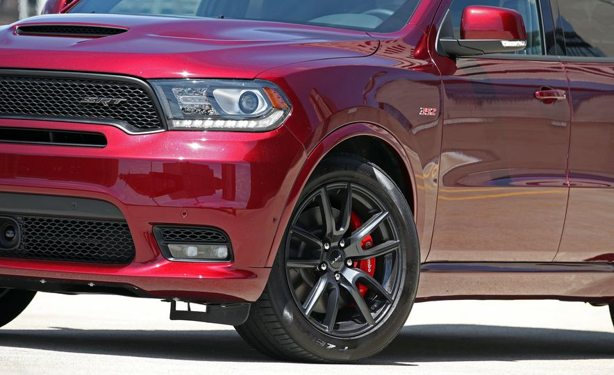 2018 Dodge Durango SRT - Slide 25