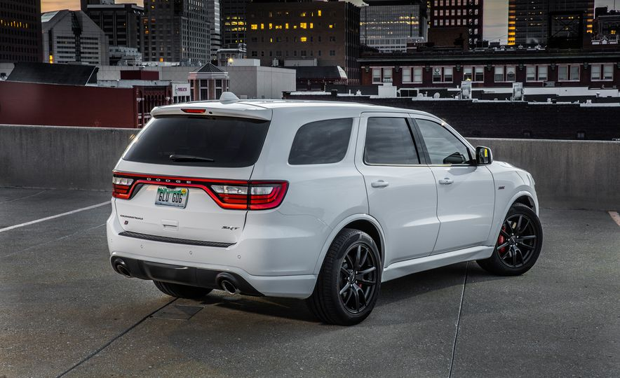 2018 Dodge Durango SRT - Slide 11