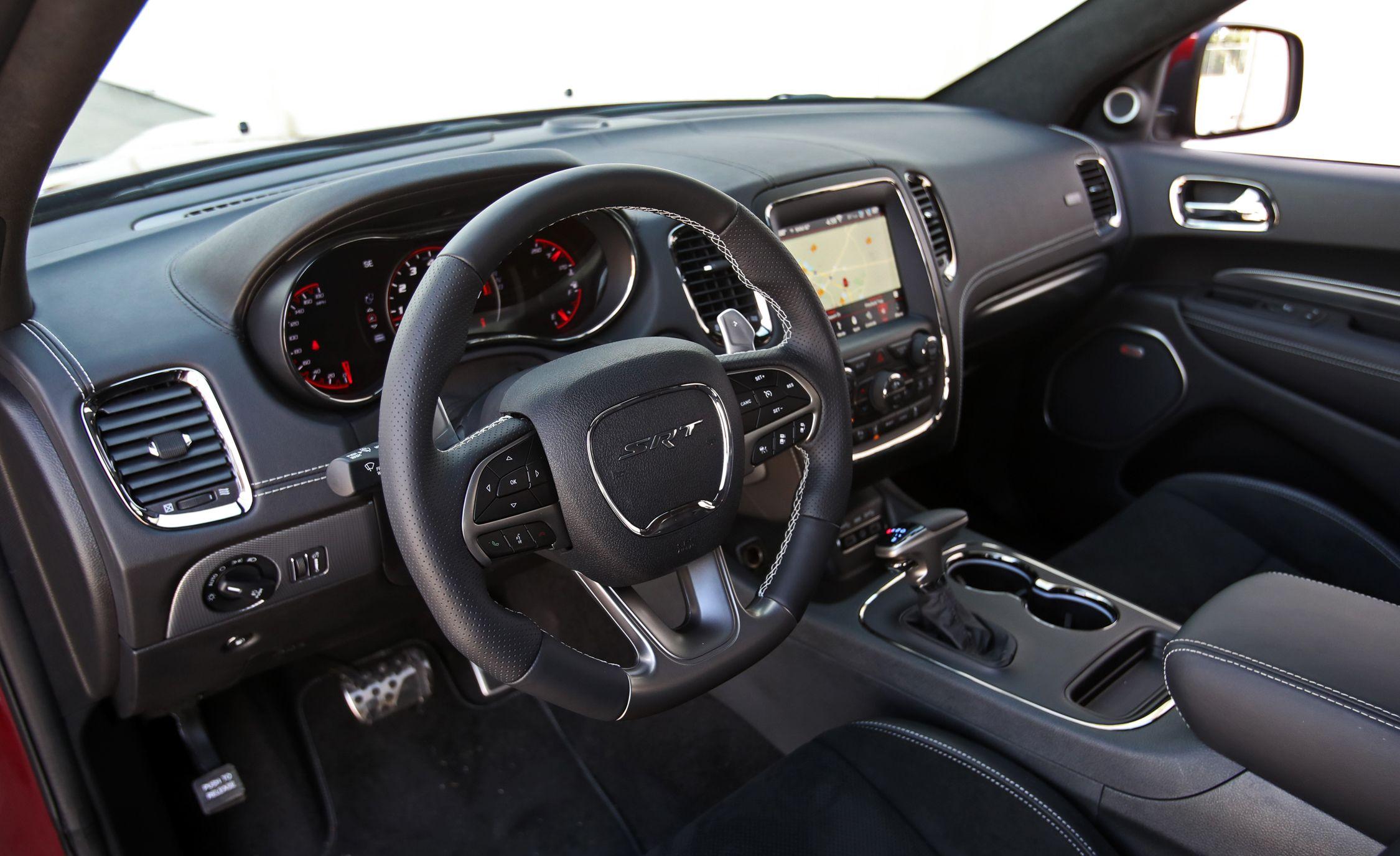 Dodge Durango Srt Reviews Price Photos And