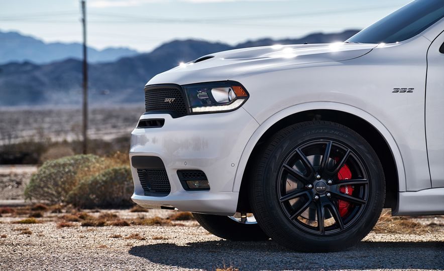 2018 Dodge Durango SRT - Slide 13