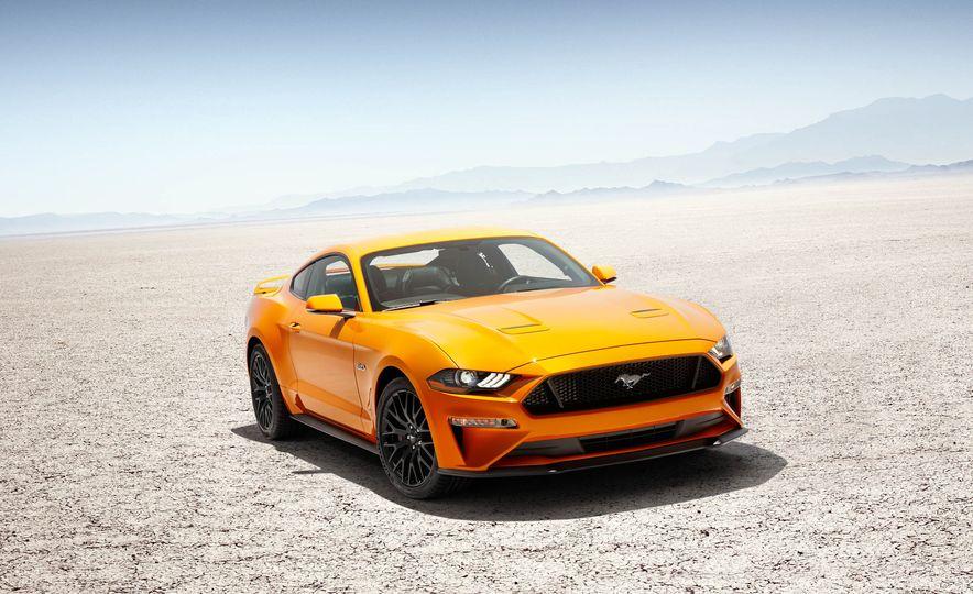 2018 Ford Mustang - Slide 5