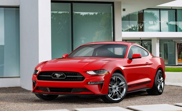 View  Ford Mustang Coupe