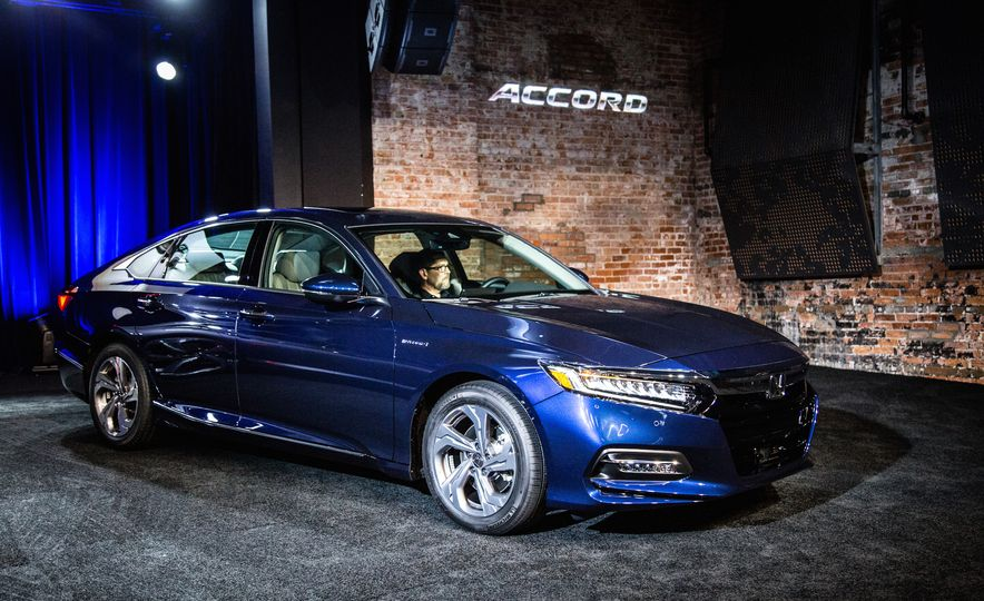 Deconstructed: The 2018 Honda Accord - Slide 5