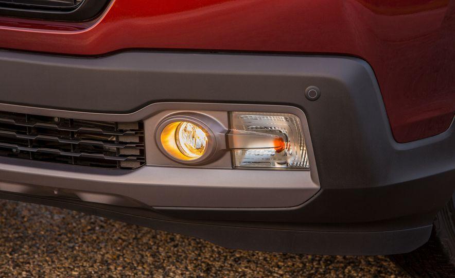 2018 Honda Ridgeline - Slide 59