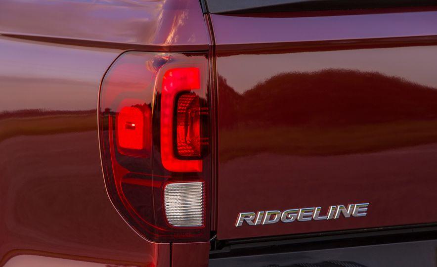 2018 Honda Ridgeline - Slide 62