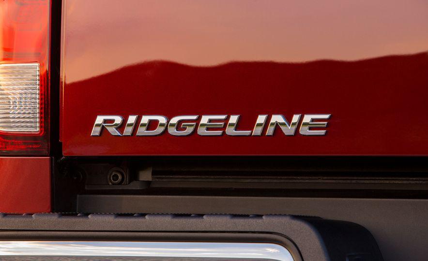 2018 Honda Ridgeline - Slide 63