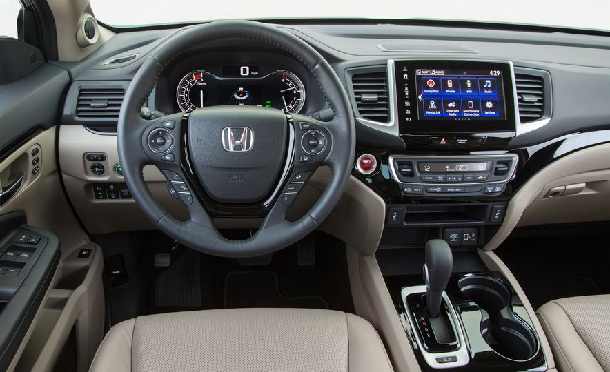 2018 Honda Ridgeline - Slide 68