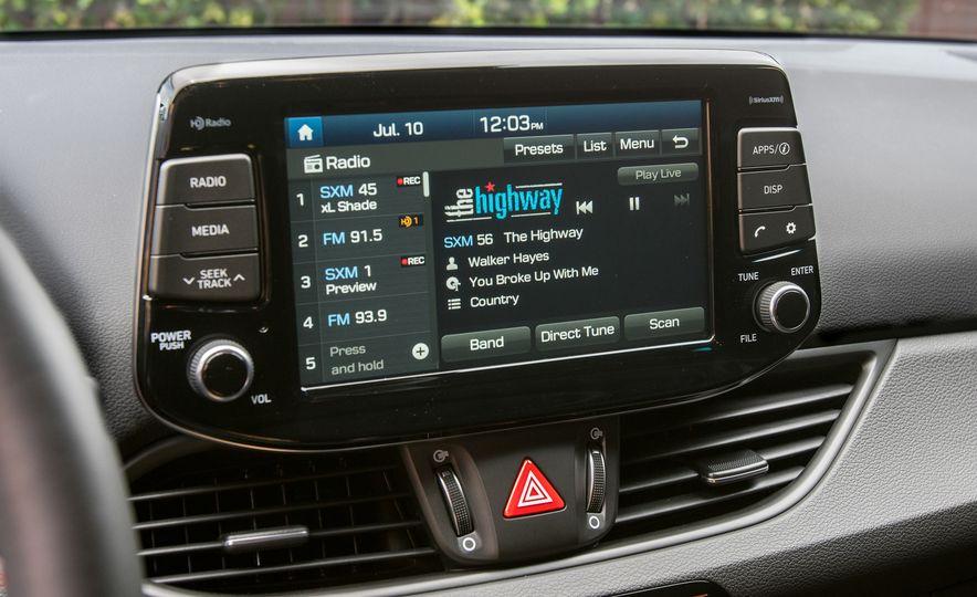 2018 Hyundai Elantra GT hatchback - Slide 53