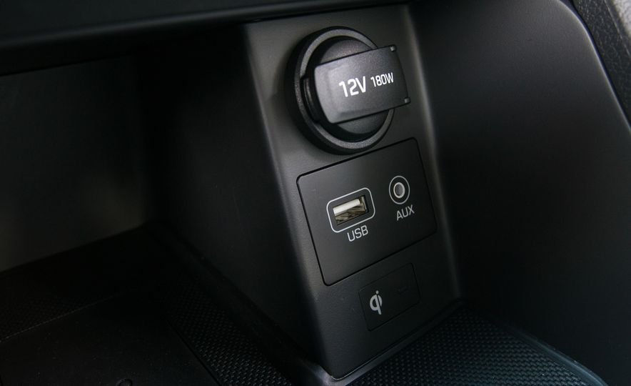 2018 Hyundai Elantra GT hatchback - Slide 56