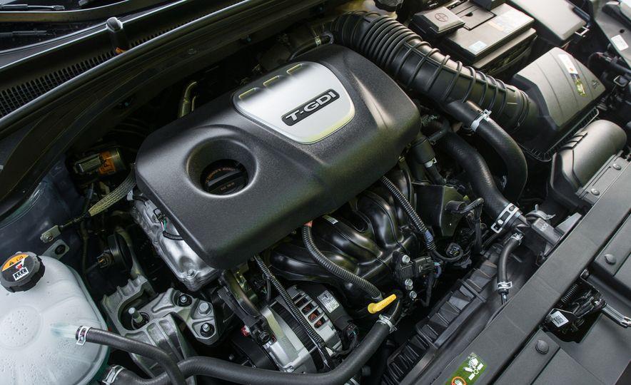 2018 Hyundai Elantra GT hatchback - Slide 62