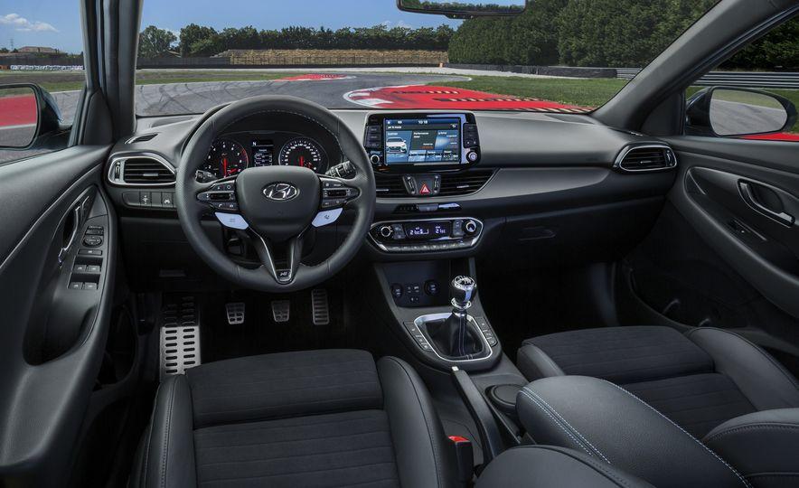 2018 Hyundai i30N (Euro-spec) - Slide 23