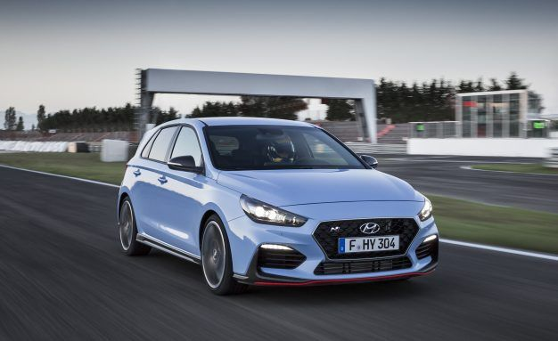 Hyundai I30n >> 2018 Hyundai I30 N First Drive Review Car And Driver
