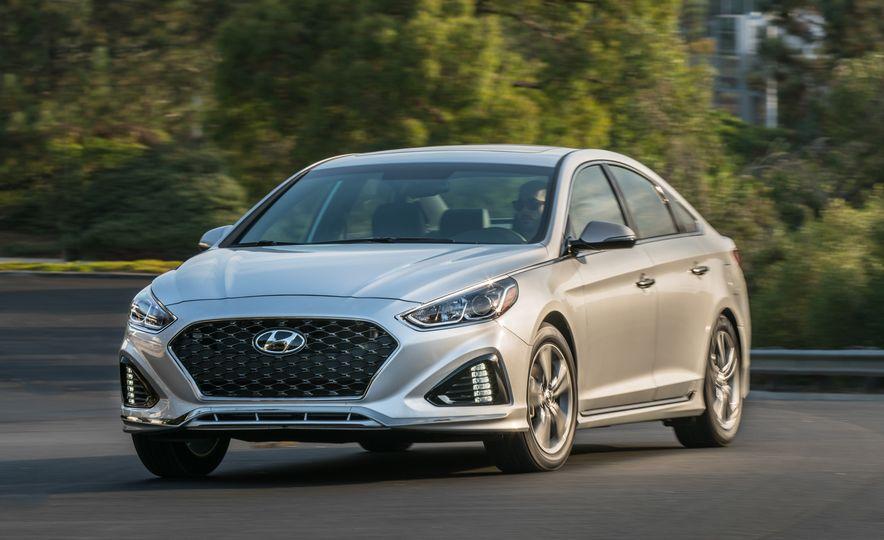 2018 Hyundai Accent - Slide 39