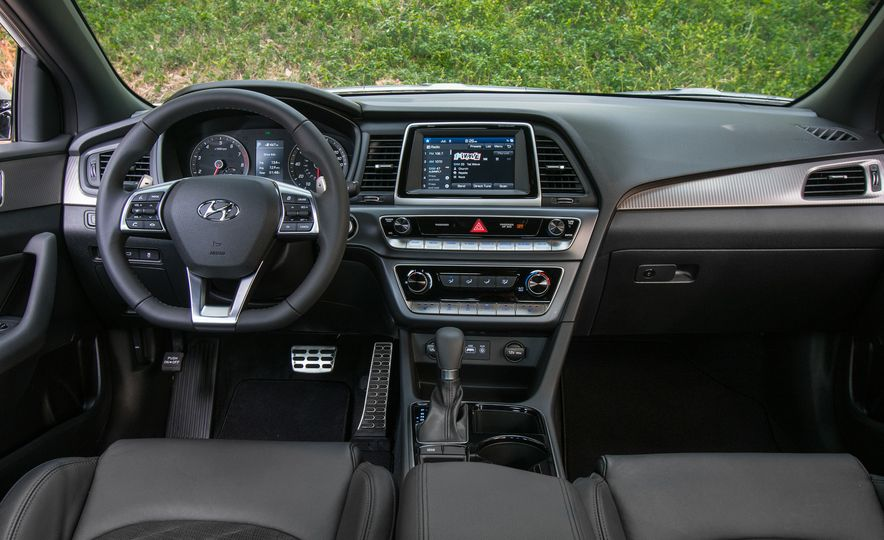 2018 Hyundai Accent - Slide 42
