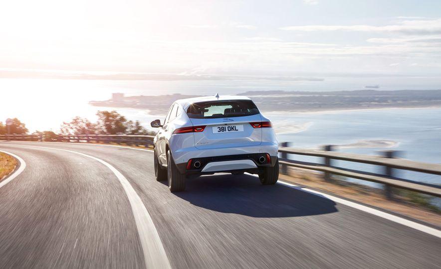 2018 Jaguar E-Pace - Slide 51
