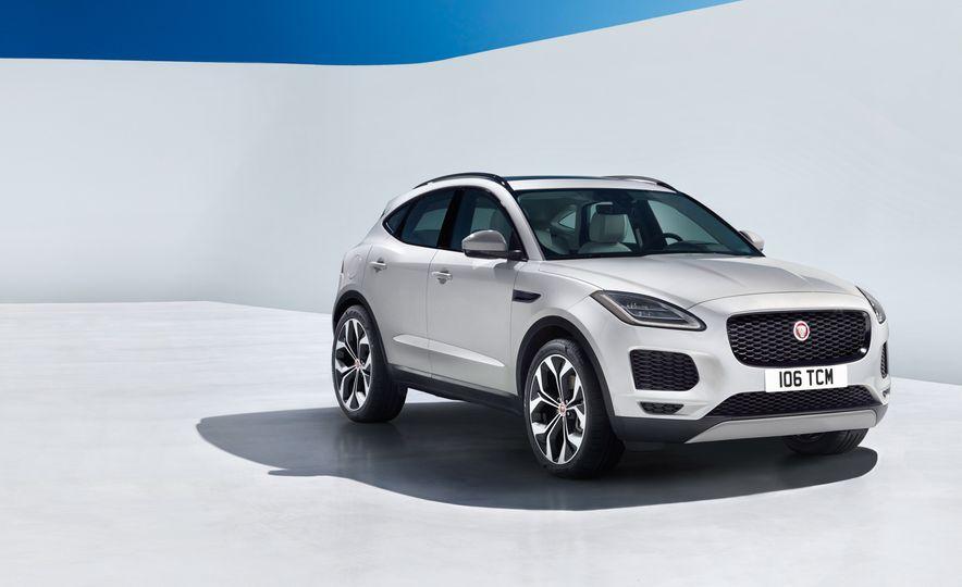 2018 Jaguar E-Pace - Slide 56