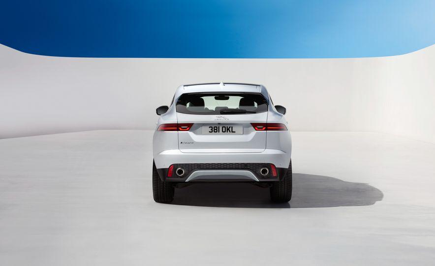 2018 Jaguar E-Pace - Slide 57