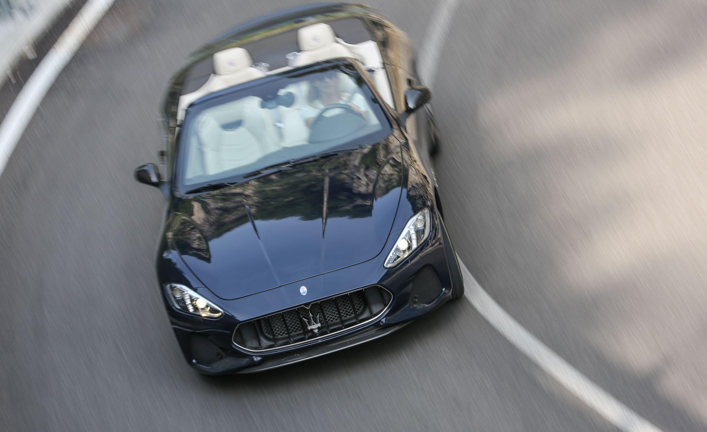 2019 Maserati Granturismo Reviews Price Photos And Specs Car Driver