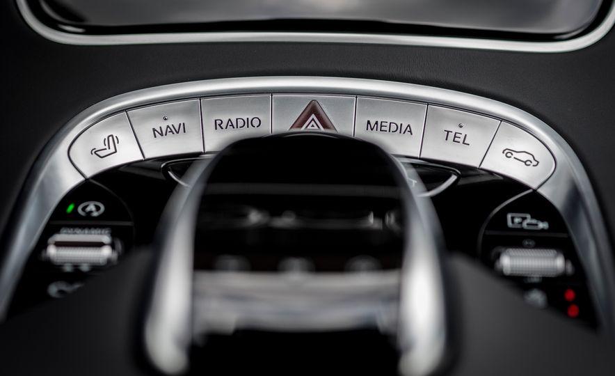 2018 Mercedes-AMG S63 - Slide 17