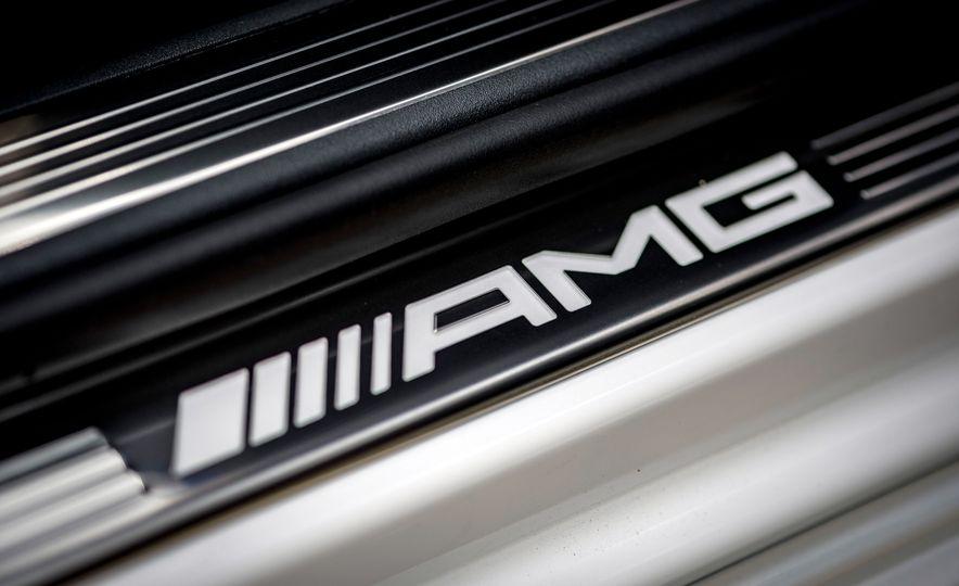 2018 Mercedes-AMG S63 - Slide 20