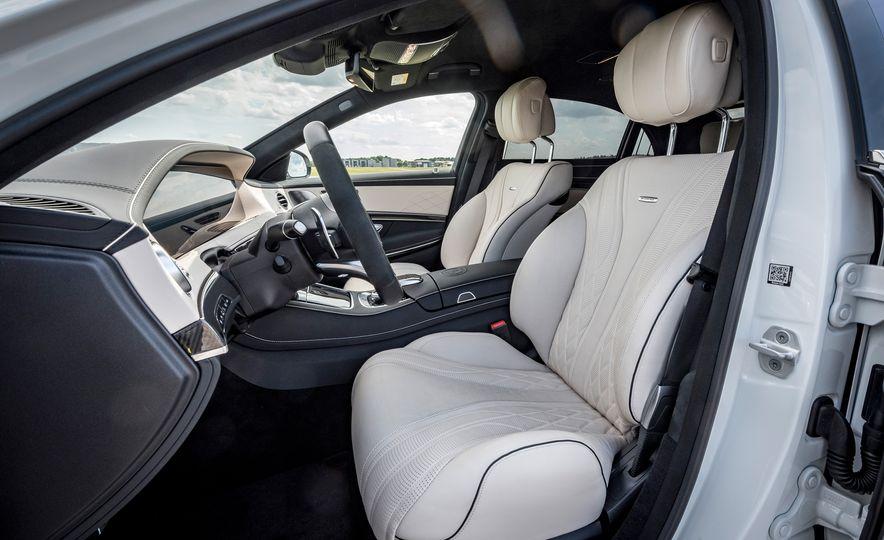 2018 Mercedes-AMG S63 - Slide 21