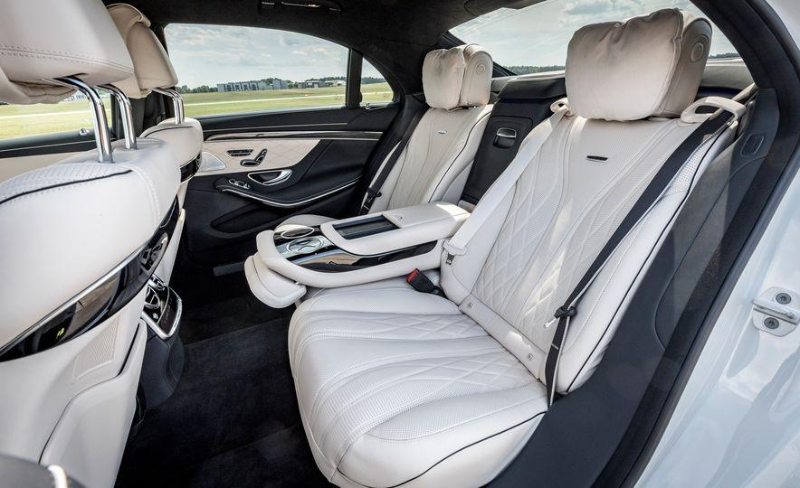 2018 Mercedes-AMG S63 - Slide 23