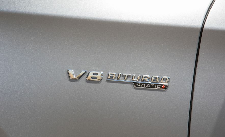 2018 Mercedes-AMG S63 - Slide 42