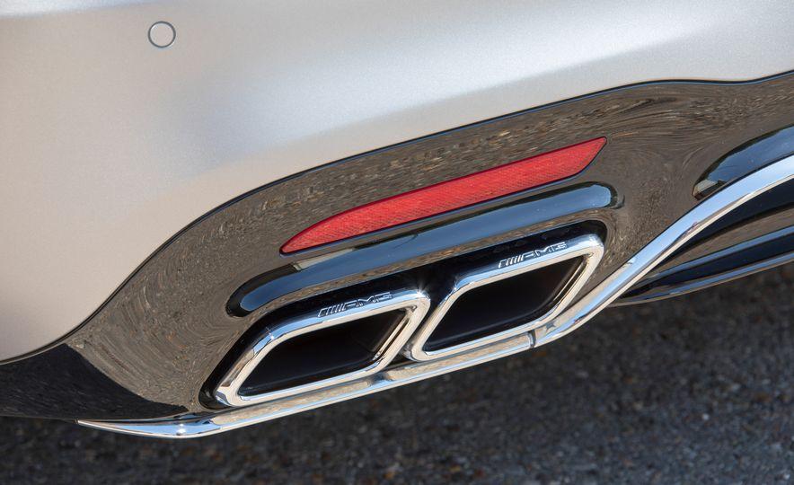 2018 Mercedes-AMG S63 - Slide 45