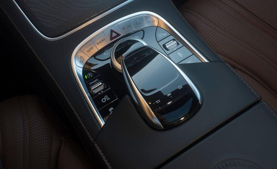 2018 Mercedes-AMG S63 - Slide 59