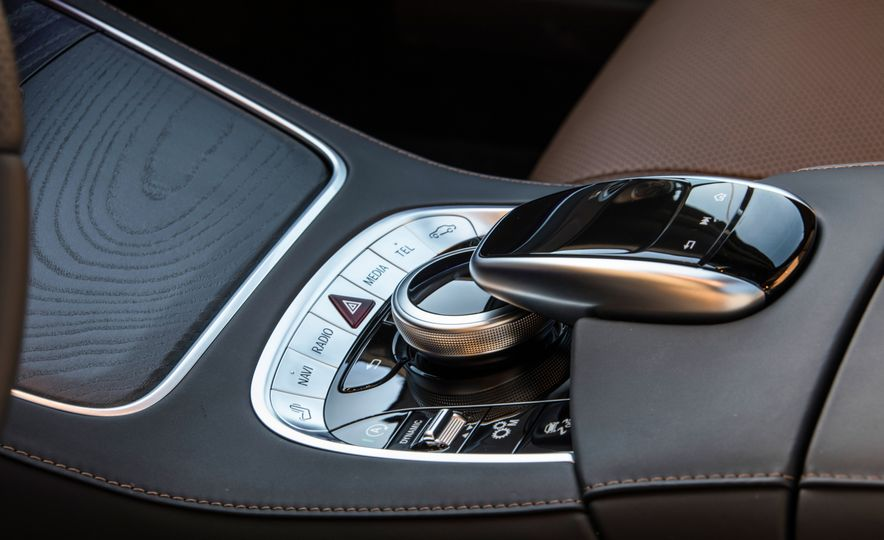 2018 Mercedes-AMG S63 - Slide 60